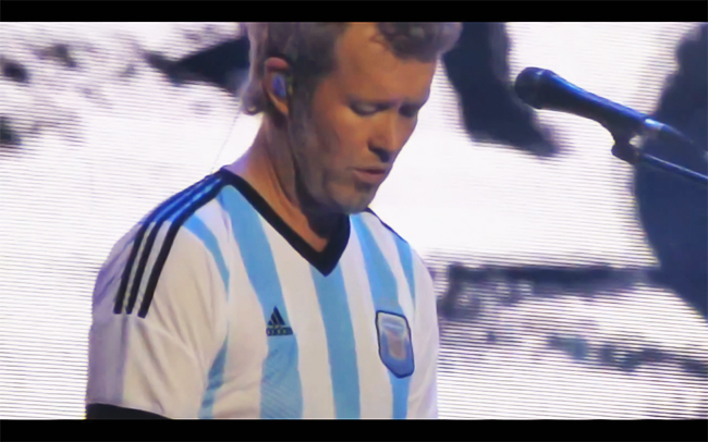 [Concert] A-ha Luna Park - Buenos Aires 25/09/2015