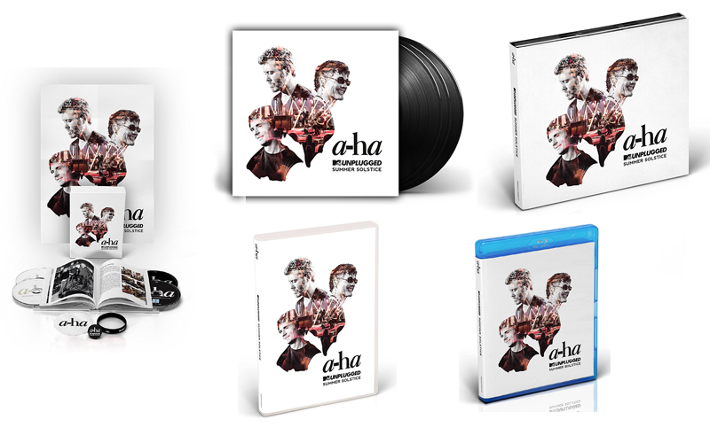 a-ha 'MTVUnplugged - Summer Solstice' : toutes les versions