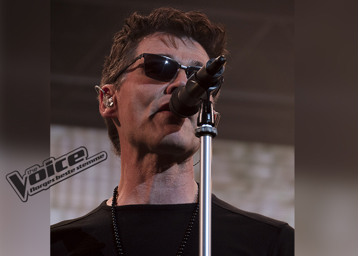 Morten Harket, jury de 'The Voice' 2017