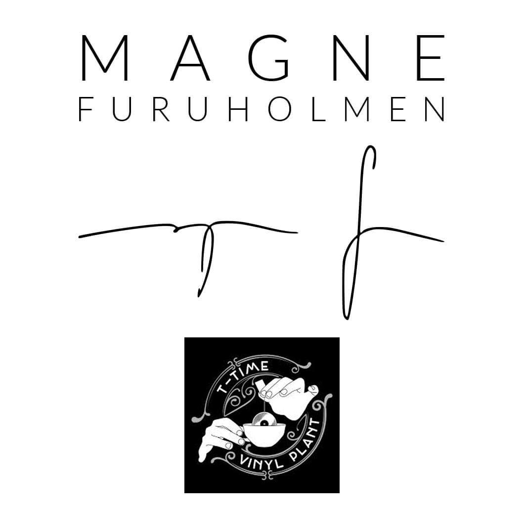 T-Time Vinyl Plant - le retour du Vinyle par Magne Furuholmen