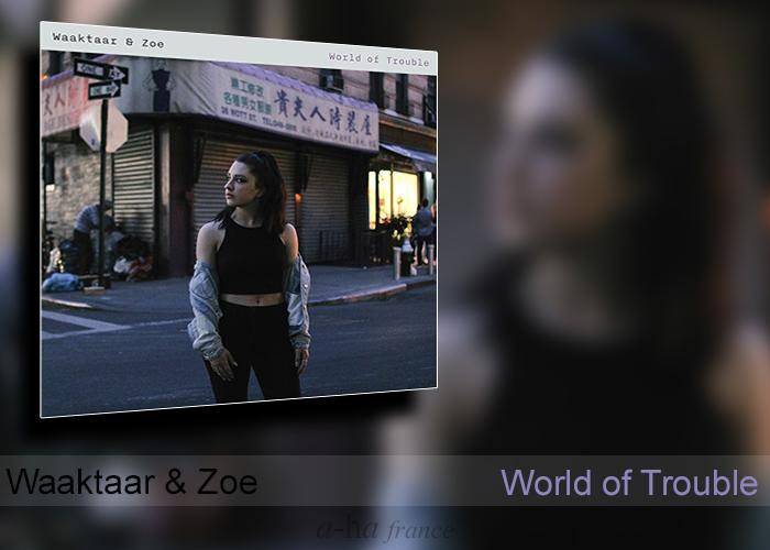 Waaktaar & Zoe sortent leur album