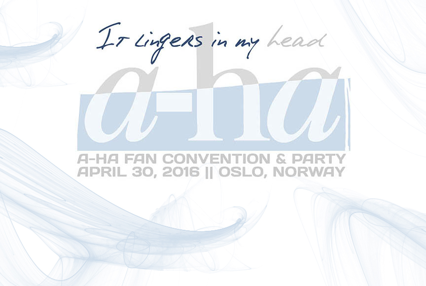 a-ha Fans Convention 30 Avril 2016 à Oslo