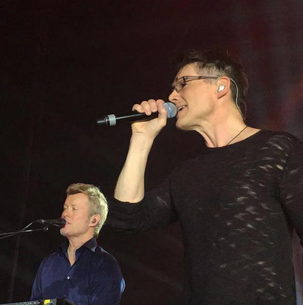 [Live] a-ha en Russie 06/03/2016
