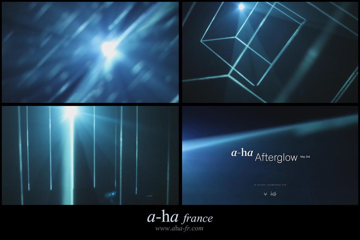 a-ha Afterglow :