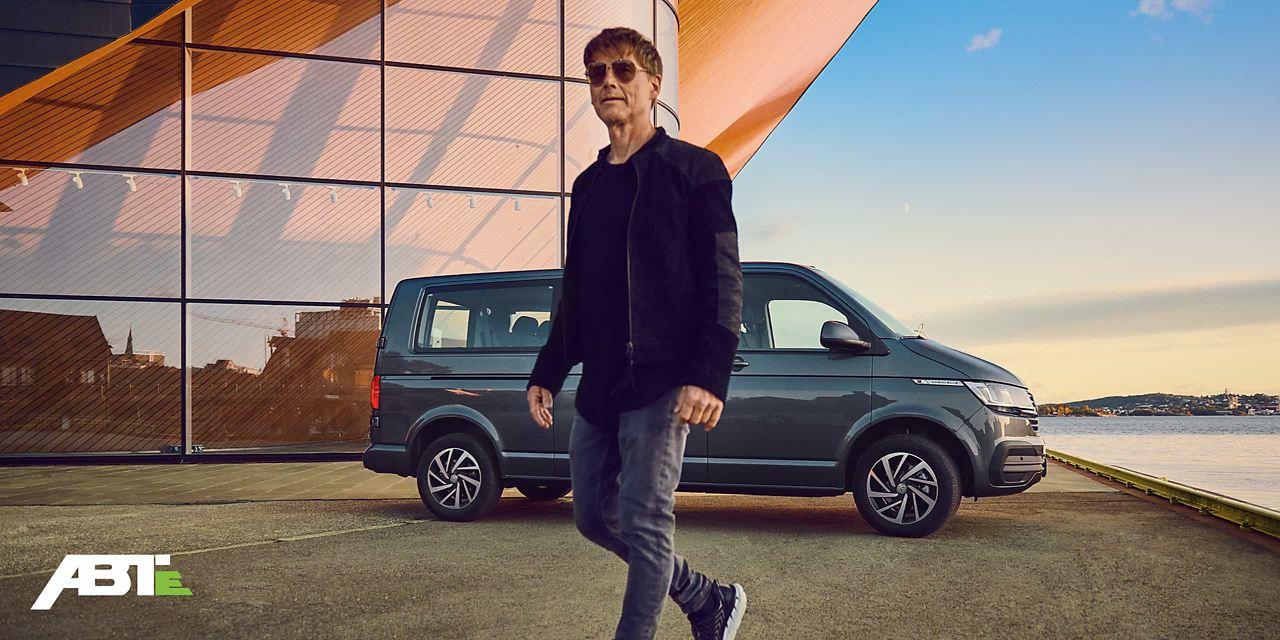 a-ha et le Combi de Volkswagen : 2 icônes en mouvement