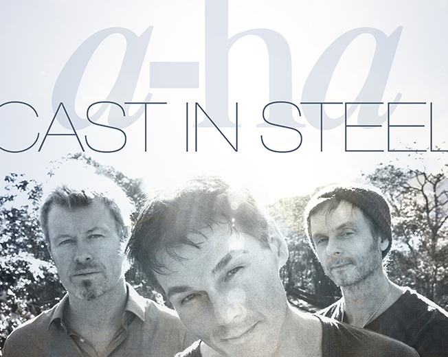 Cast in steel de a-ha : Editions, trackliste...