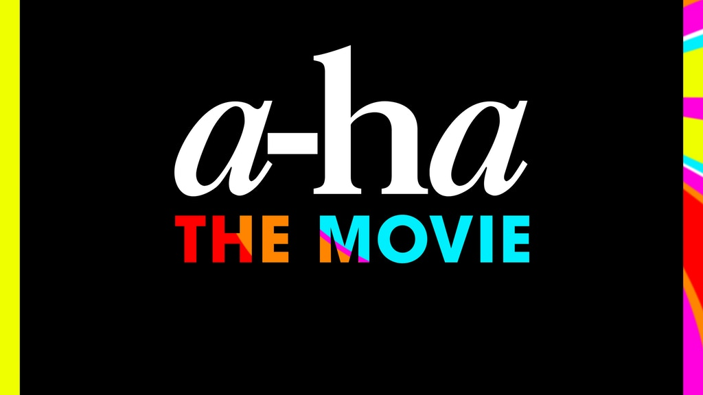 'a-ha the movie' : package en édition limitée !