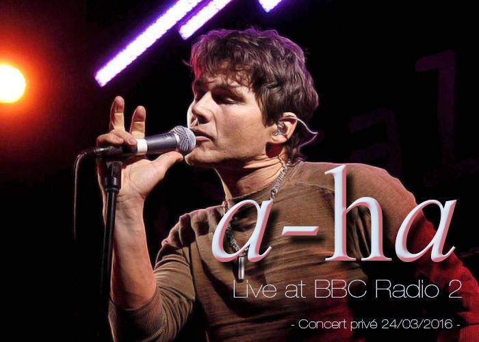 a-ha UK : Concert privé, places à gagner, Q&A et diffusion du live