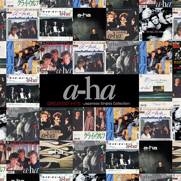 a-ha Greatest Hits - Japanese Single Collection