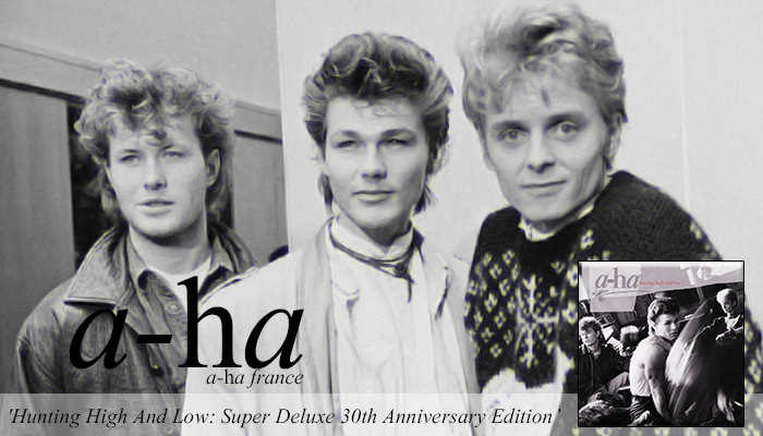 A-ha : hunting high and low [Super Deluxe Edition 4 CD+DVD]