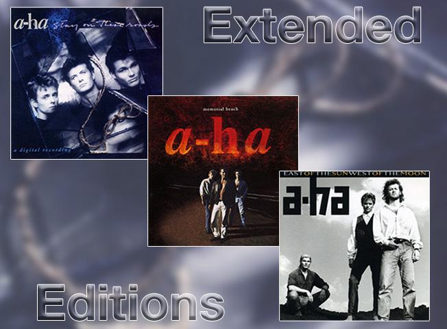 a-ha : Rééditions collectors des premiers albums