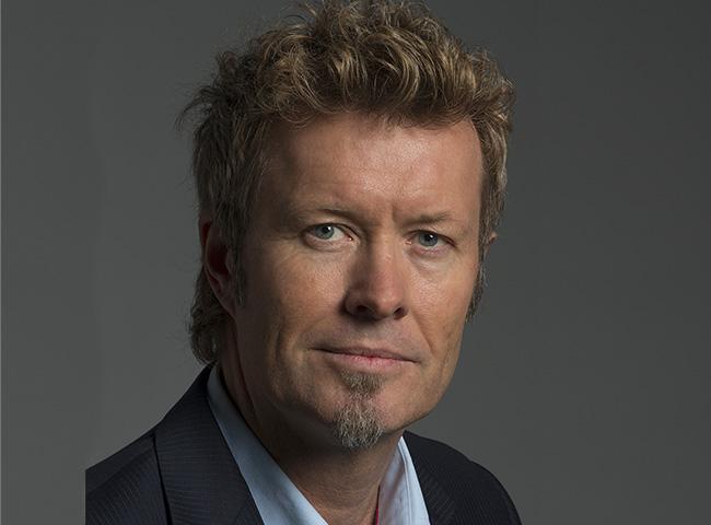 Magne Furuholmen dans 'Datoen' (Doc NRK1)