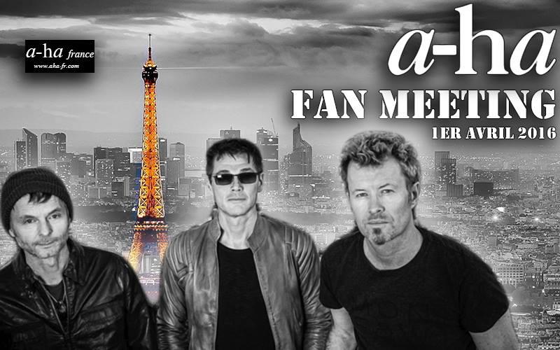 Fan Meeting + surprises au Zénith de Paris