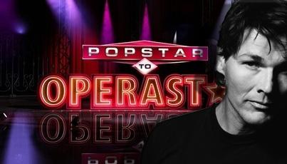 Morten Harket dans Popstar to Operastar (ITV) ?